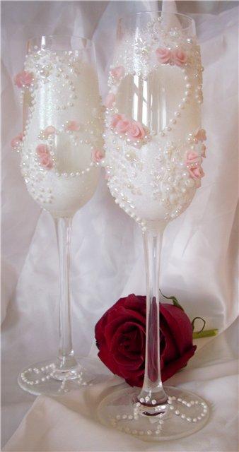 Свадебные бокалы 39