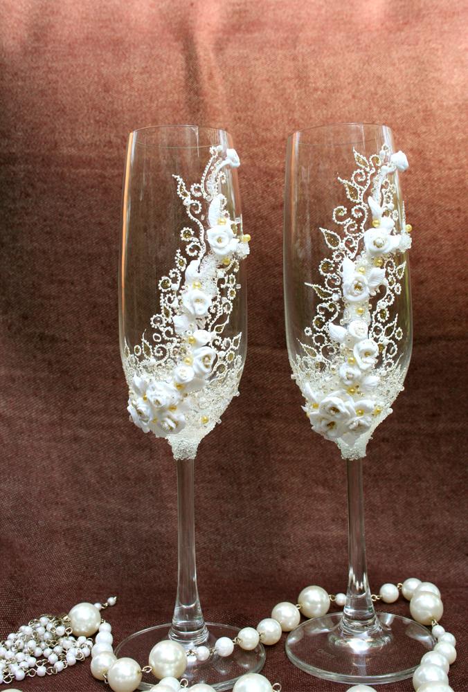 Свадебные бокалы 64