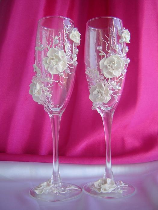 Свадебные бокалы 73