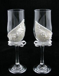 Свадебные бокалы 65