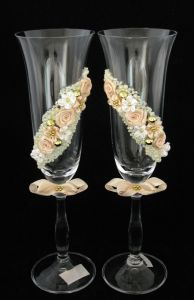 Свадебные бокалы 59