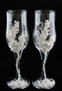 Свадебные бокалы 58
