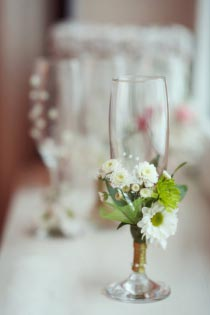 Свадебные бокалы 46