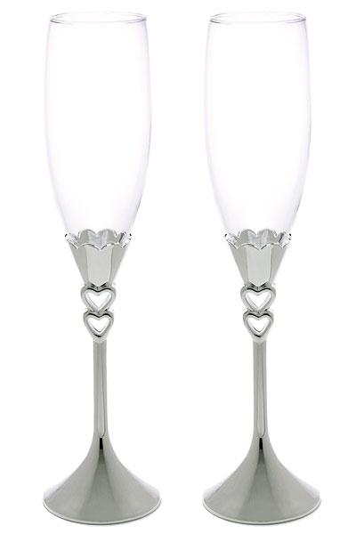 Свадебные бокалы 16