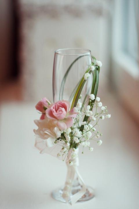 Свадебные бокалы 41