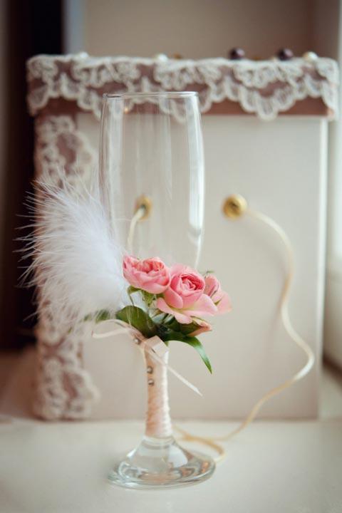 Свадебные бокалы 50