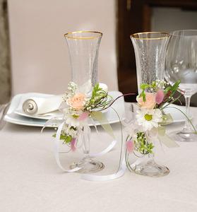 Свадебные бокалы 43