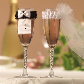 Свадебные бокалы 13