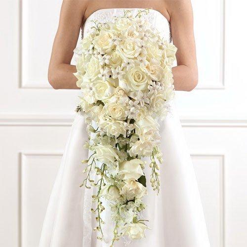 Свадебные букеты 4