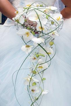 Свадебные букеты 37