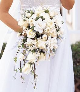 Свадебные букеты 6