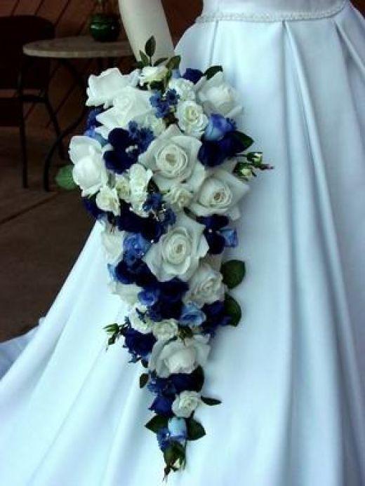 Свадебные букеты 5
