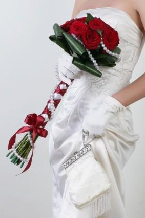 Свадебные букеты 22