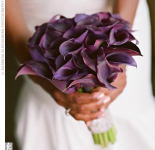 Свадебные букеты 24