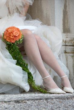 Свадебные букеты 9