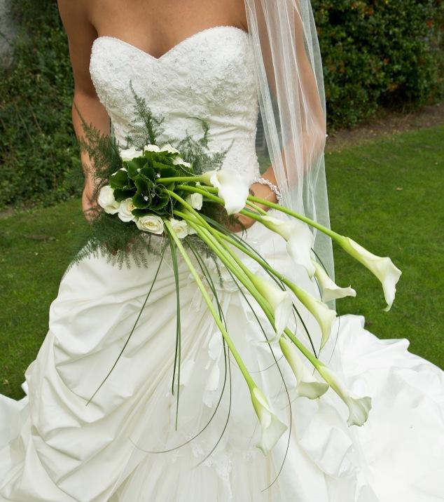 Свадебные букеты 11
