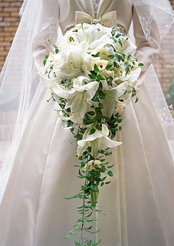 Свадебные букеты 1