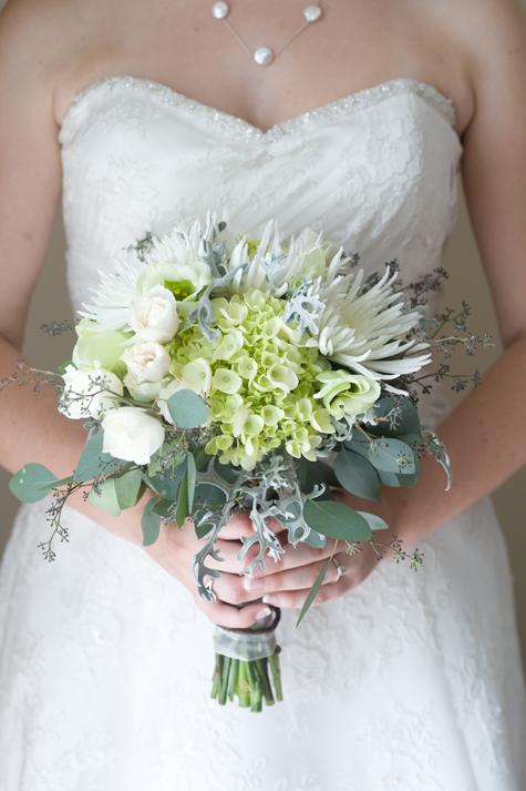 Свадебные букеты 17