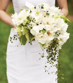Свадебные букеты 33