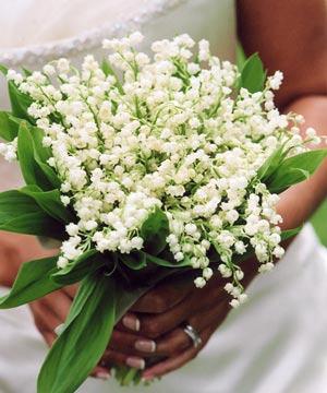 Свадебные букеты 34