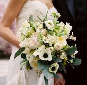 Свадебные букеты 29