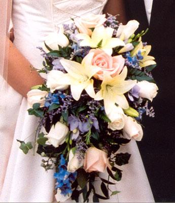 Свадебные букеты 2