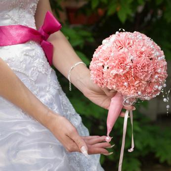 Свадебные букеты 18