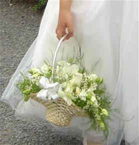 Свадебные букеты 26