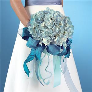 Свадебные букеты 28
