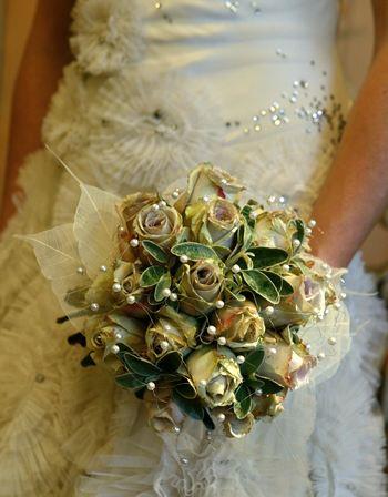 Свадебные букеты 19