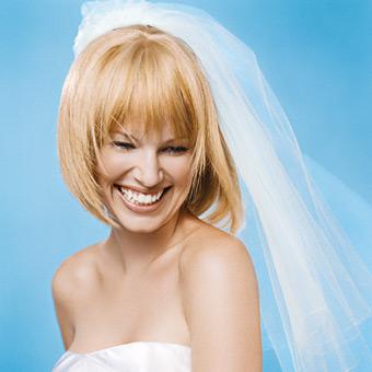 Свадебные прически 6
