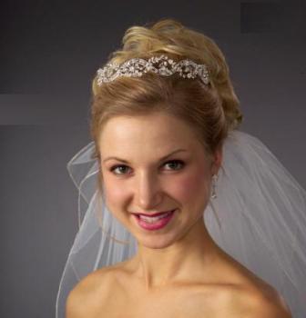 Свадебные прически 25