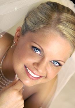 Свадебный макияж 15