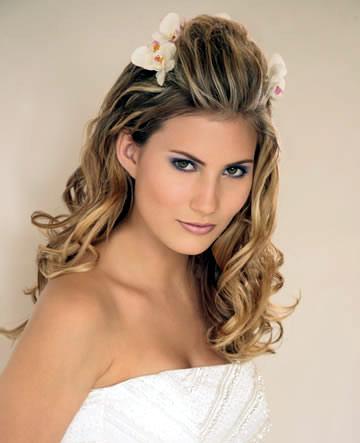 Свадебный макияж 28