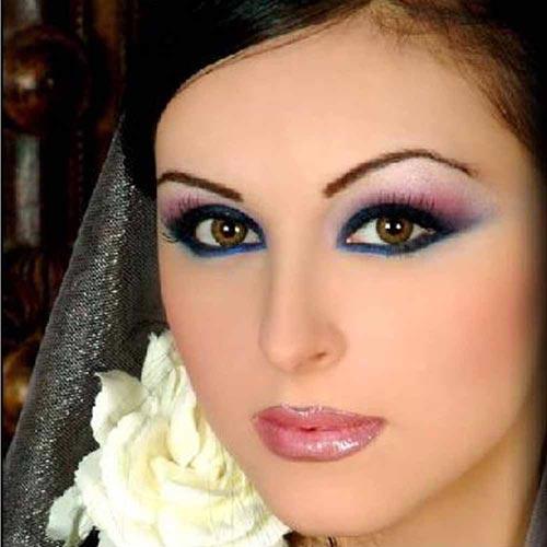 Свадебный макияж 22