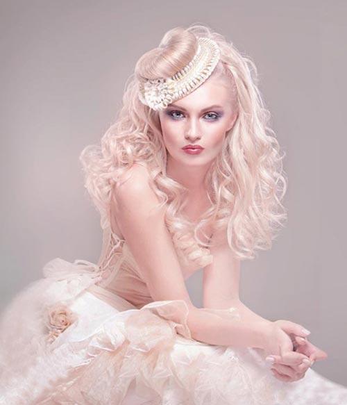 Свадебный макияж 24