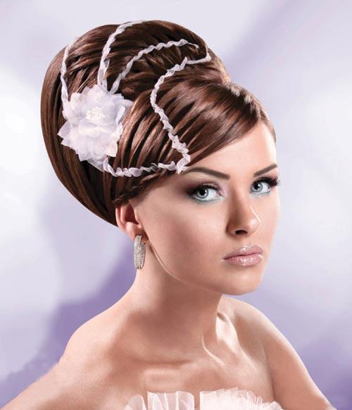 Свадебный макияж 25