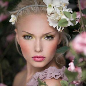 Свадебный макияж 21