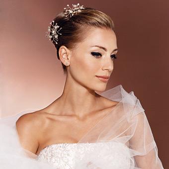 Свадебный макияж 23