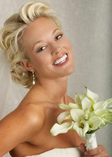 Свадебный макияж 32