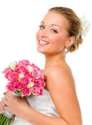 Свадебный макияж 33