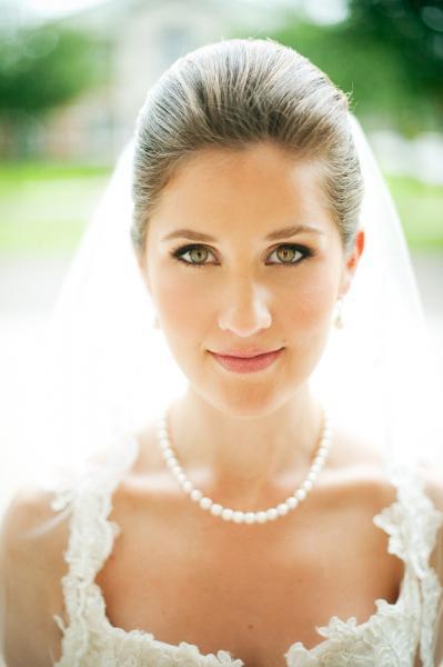 Свадебный макияж 34