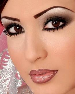 Свадебный макияж 10