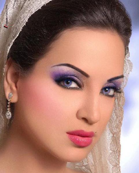 Свадебный макияж 18