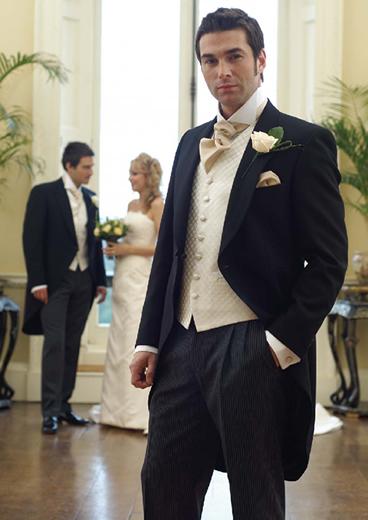 Свадебный мужской костюм 21