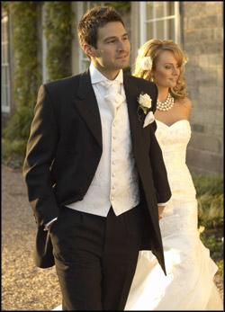 Свадебный мужской костюм 9