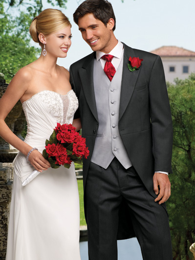 Свадебный мужской костюм 10