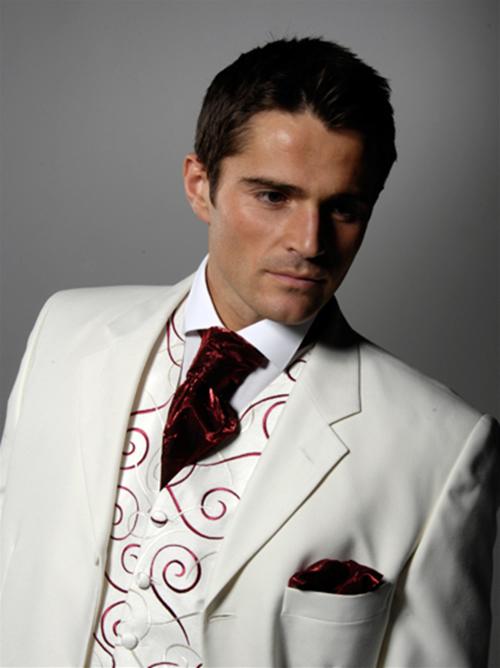 Свадебный мужской костюм 14