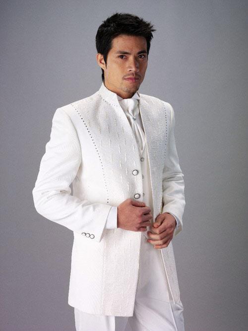 Свадебный мужской костюм 16