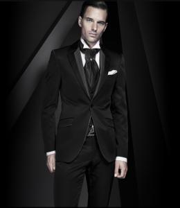Свадебный мужской костюм 11
